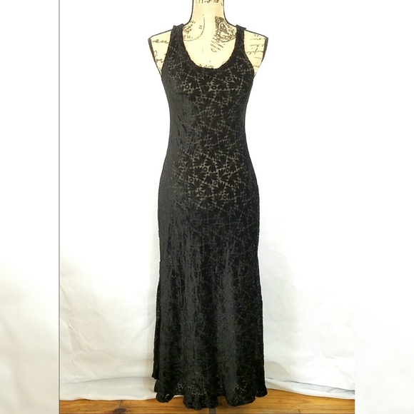 Elizabeth Eyre Seltzer Dresses Long Sheer Black Dress Poshmark